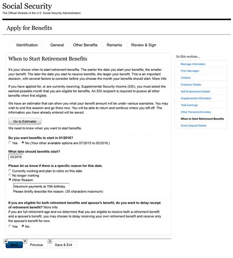 social security benefits application form online the social security pitfall we just learned about pbs