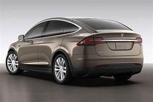 Tesla 4x4 Prix : tesla model tesla model x un prix partir de 90 600 euros ~ Gottalentnigeria.com Avis de Voitures