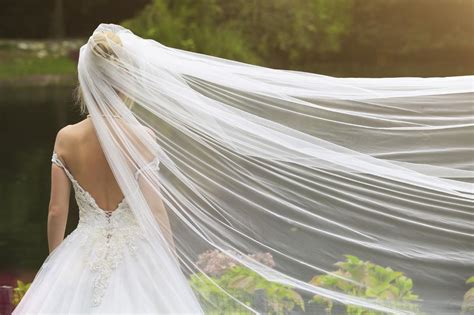 Bridal Veil Patterns That Seem Straight Out Of A Fairy Tale