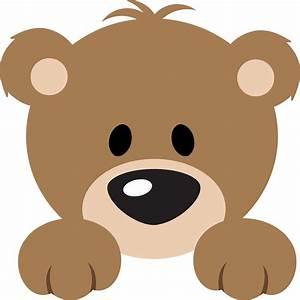 Polar clipart teddy bear face - Pencil and in color polar ...
