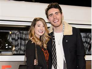 Manager of Youtubers Zoella, Tanya Burr and Alfie Deyes ...