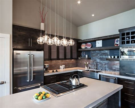 modern lights for kitchen a look at the top 12 kitchen island lights to illuminate 7752