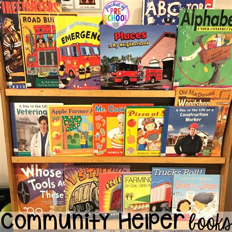 community helpers activities and centers for preschool and 484   Slide3 2
