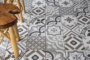 carrelage imitation carreaux de ciment franceschini With carreaux de ciment entretien