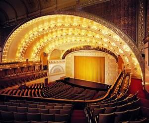 Auditorium Theatre  U2013 50 E Congress Parkway  U2013 Louis