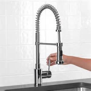 semi professional kitchen faucet blanco meridian semi professional kitchen faucet white gold