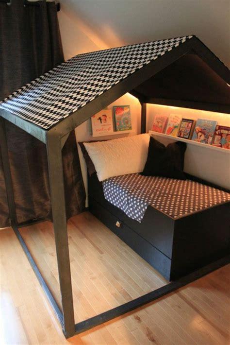 le  beau lit cabane pour votre enfant