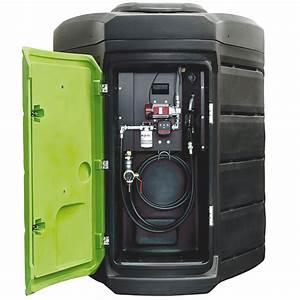 Cuve Fuel Double Paroi : cuve de stockage gasoil poly thyl ne double paroi quip e ~ Melissatoandfro.com Idées de Décoration