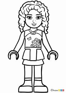 Anime Henna Designs How To Draw Andrea Lego Lego Friends