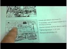 Removing the Valvetronic Motor YouTube