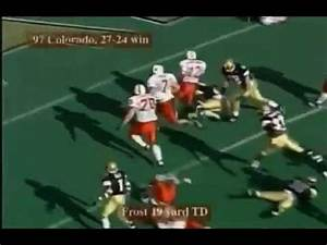 Tribute to Scott Frost - YouTube