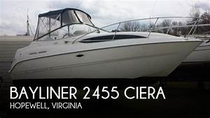 Sold  Used 2002 Bayliner 2455 Ciera In Hopewell  Virginia