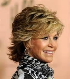 Jane Fonda Hairstyles Haircut