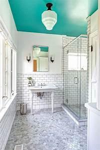 Holztreppe Streichen Welche Farbe : badezimmer modernen design bad decke streichen welche ~ Michelbontemps.com Haus und Dekorationen