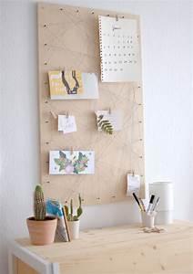 Pinnwand Selber Machen : at least pinnwand diy memoboard selber machen ~ Lizthompson.info Haus und Dekorationen