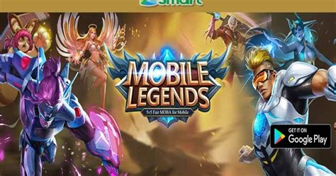 Smart Promo To Play Mobile Legends