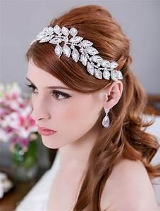 Glam Bridal Hair Accessories Archives Weddings Romantique