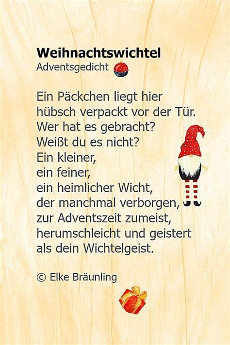 weihnachtswichtel elkes kindergeschichten gedichte zum