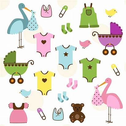 Clip Shower Having Babies Clipart Printable Needs