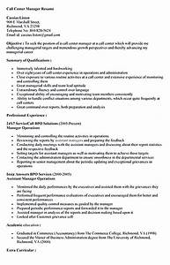 call center resume for professional with relevant With call center resume objective