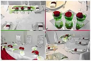 Blumendeko Im Glas : hochzeitsdeko mit roten rosen im glas diamanthochzeit pinterest ~ Frokenaadalensverden.com Haus und Dekorationen