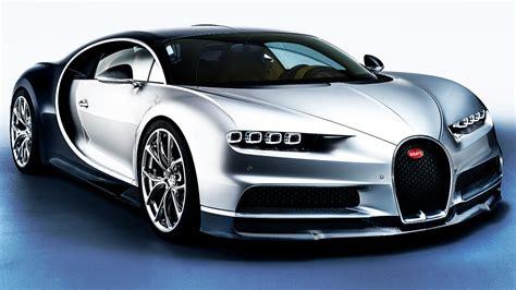 Exclusive First Look: Bugatti Chiron - World's Fastest ...