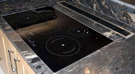 kitchen island extractor fans what different types of cooker extractors are there