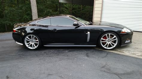 new jaguar xkr owner new daily driver with toys jaguar