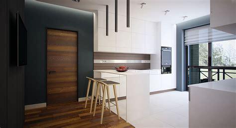 notre cuisine amenagement maison contemporaine cuisine