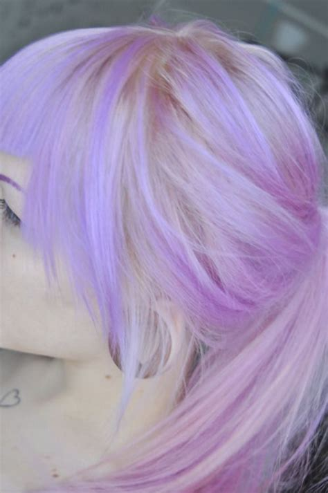 Best 25 Lilac Highlights Ideas On Pinterest Lavender