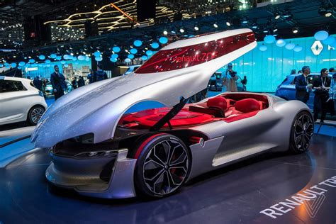 The Renault Trezor Is The Retrofuture Concept Car Of My