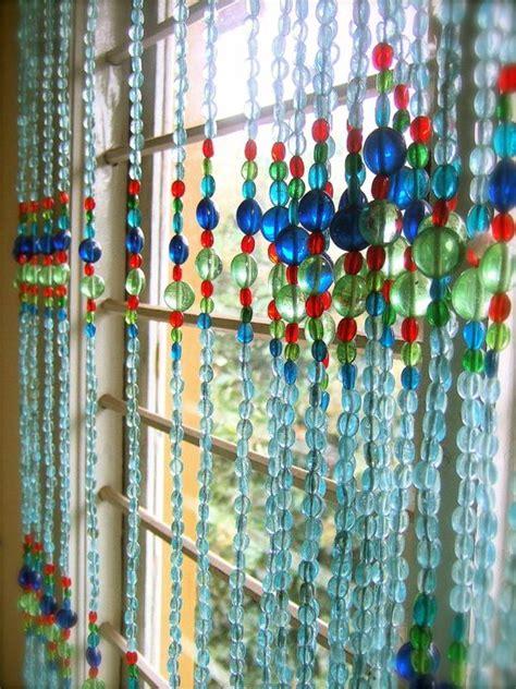 tende perline colorate tende con perline trendy la letterale delle tende noiose