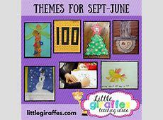 Little Giraffes Teaching Ideas A to Z Teacher Stuff Themes