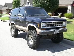 Broncoiier U2019s 1988 Ford Bronco Ii   Bronco Ii Corral