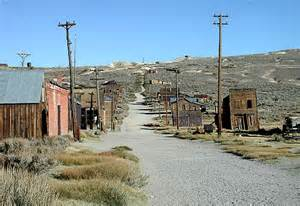 Abandoned Old West Ghost Towns in California