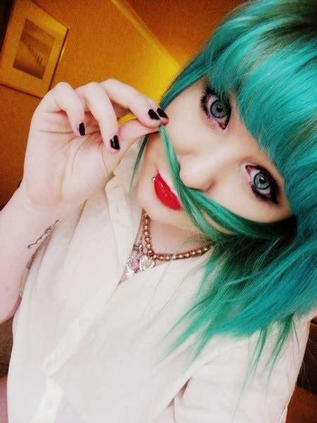 style hair fakes cabelos coloridos 8932