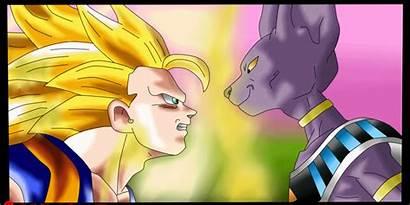 Goku Vs Evil Bills Deviantart Sparx Animated