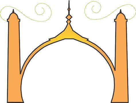 mosque islamic arabic  vector graphic  pixabay