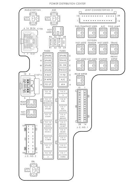 2014 Dodge Durango Fuse Diagram by Location Of Asd On 2003 Durango Dodgeforum