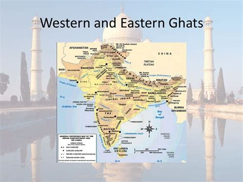eastern and western ghats geography of india ppt video online download