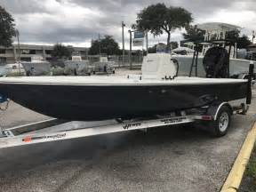Hewes Boats by 2018 New Hewes 18 Redfisher Flats Fishing Boat For Sale