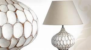 Lampe Bois Design : lampe de table avec pied en bois design textur ~ Preciouscoupons.com Idées de Décoration