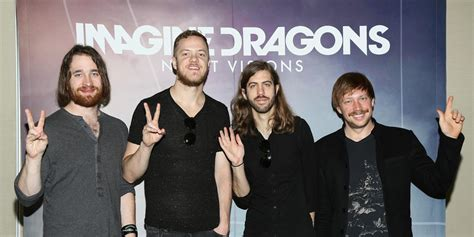 Imagine Dragons Announce Track Listing For New Album Smoke