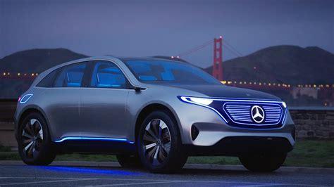 Mercedesbenz Concept Eq Youtube