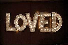 DIY Marquee Letters Making Life Beautiful STAR Vintage Letters Vintage Marquee Letters Large Sign Home Large Marquee Letters DIY Vintage Marquee Letters Love Grows Wild