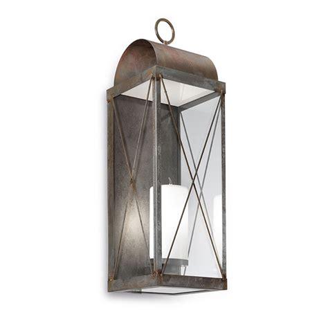 Lanterne A Candela by Lanterna Grande Da Parete Per Esterno Con Candela Il Fanale