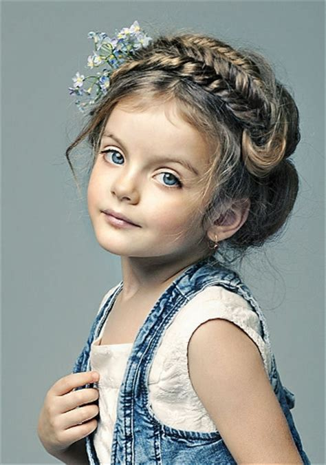 4yearold Russian Girl Becomes Famous Model  Global Times