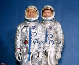 One corned beef sandwich for mankind: How astronauts took ...