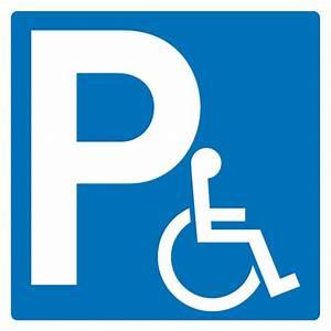 Panneau Stationnement Handicapé : panneau parking handicap jr signaletic panneaux campings ~ Medecine-chirurgie-esthetiques.com Avis de Voitures