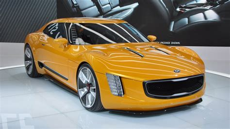 Kia Picture by 2014 Kia Gt4 Stinger Picture 701976 Car Review Top Speed
